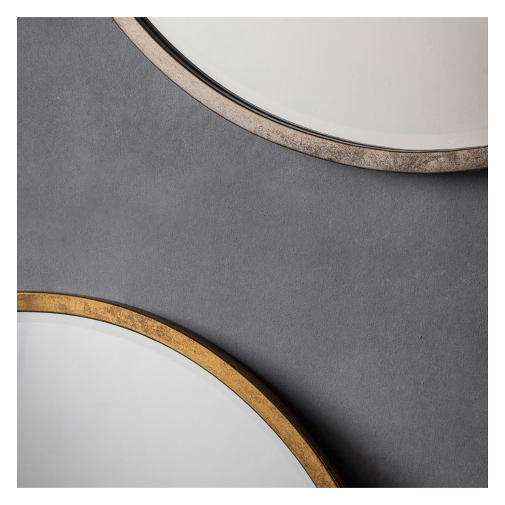 Buy Higgins Round Mirror 60cm Dia Select Mirrors