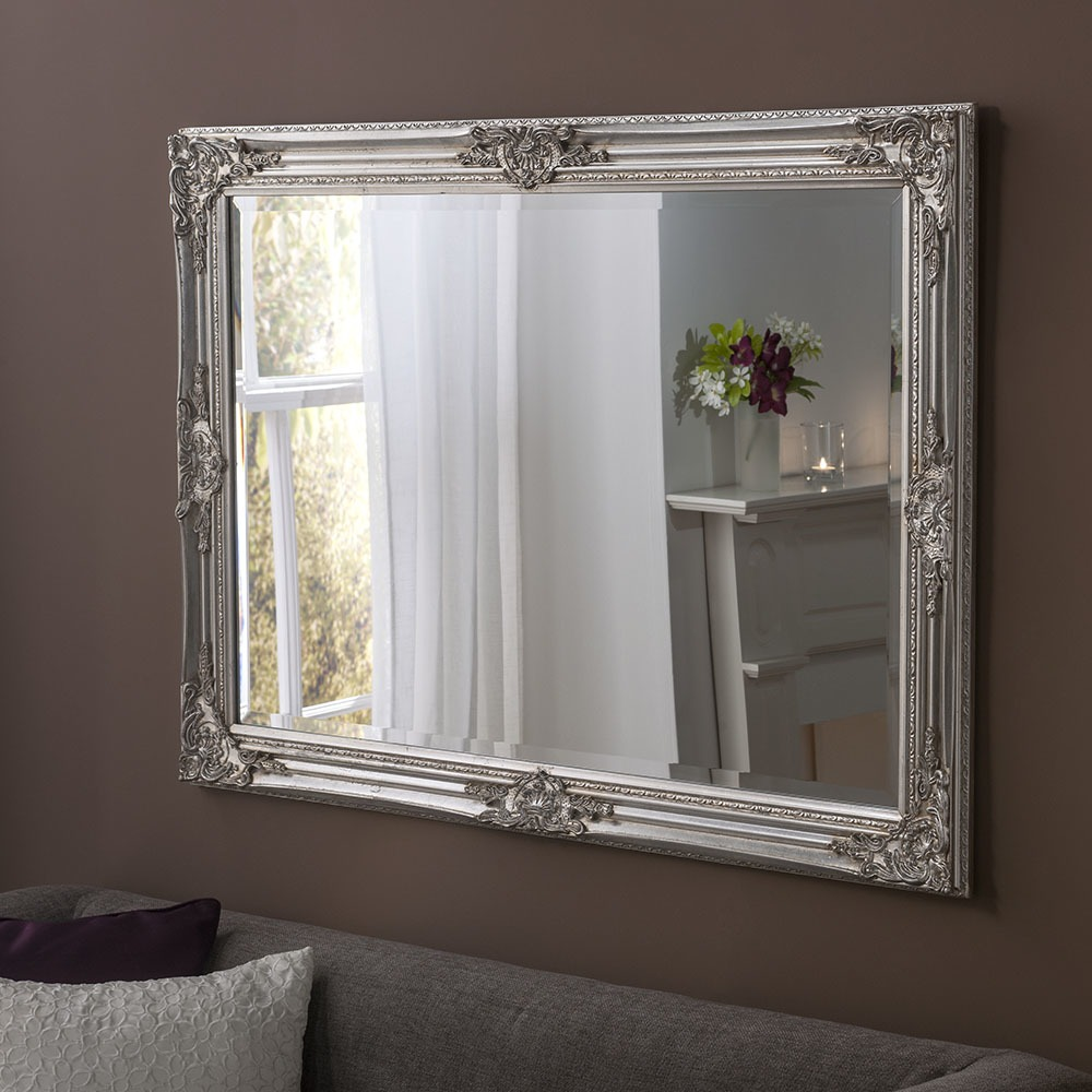 Buy Florence Rectangle Mirror Select Mirrors