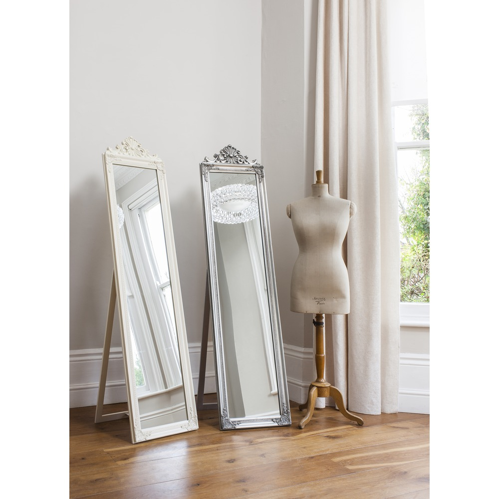 Free Standing Mirror Lambeth Wood Cheval Mirror Select Mirrors