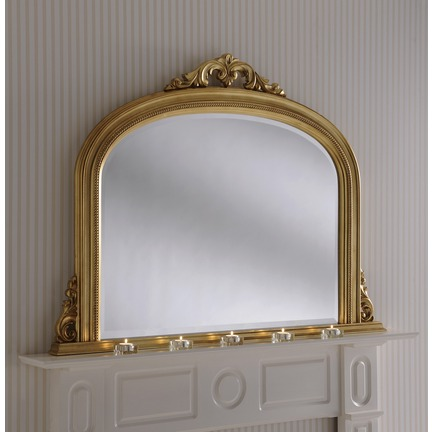 Kensington Overmantel Mirror
