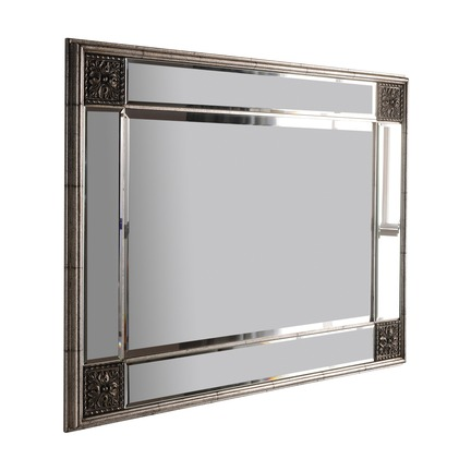 Elegance Silver Mirror