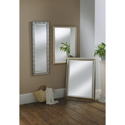 Logan Silver Framed Wall Mirror