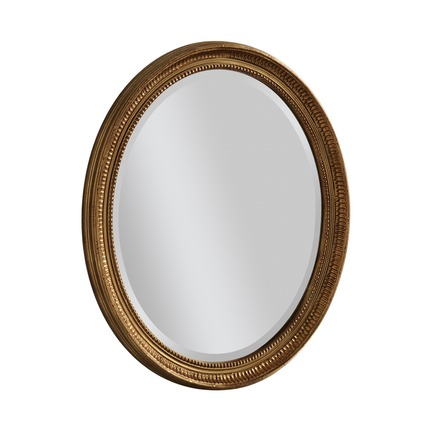 Beth Oval Wall Mirror