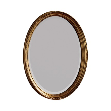 Carter Oval Wall Mirror