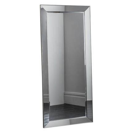 Bertoni Leaner Mirror All Glass Finish