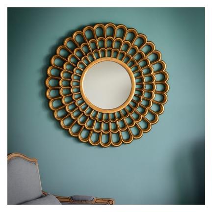 Claremont Round Mirror