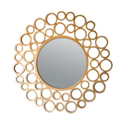 Wrakes Round Mirror