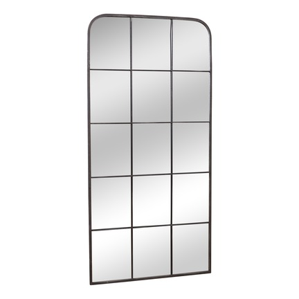 Rochester Radius Top Mirror Mesh Finish