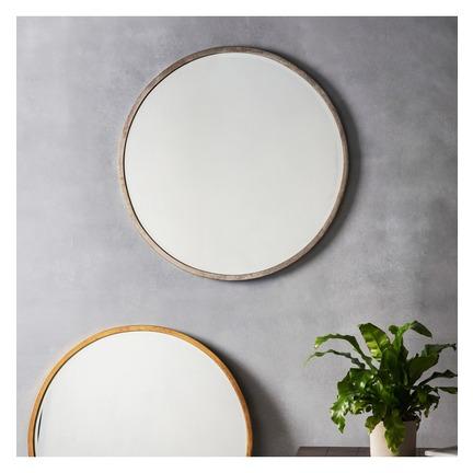 Higgins Round Mirror 80cm dia