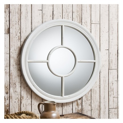 Somerford Round Mirror