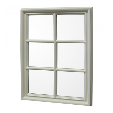 Crawford Window Mirror
