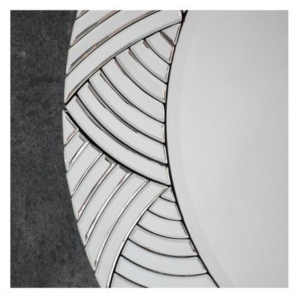 Pavillion Round Mirror