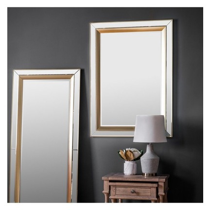Phantom Rectangle Mirror