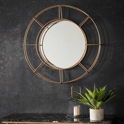 Thorne Round Mirror