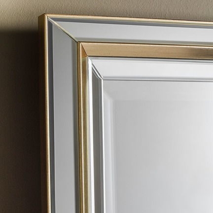 Vogue Rectangle Mirror