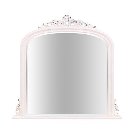 Mirror Shapes Overmantal
