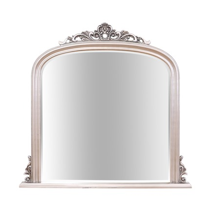 Dayton Overmantel Mirror