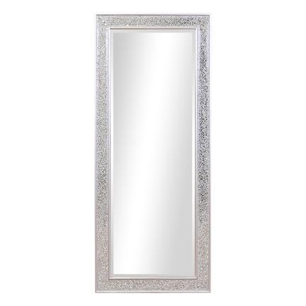 Shanghai Crackle Glass Mirror