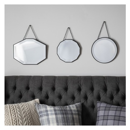 Haines Mirror Set