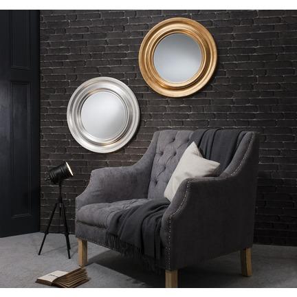 Trevose Round Mirror