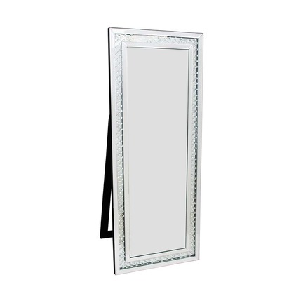 Rhombus Cheval Mirror