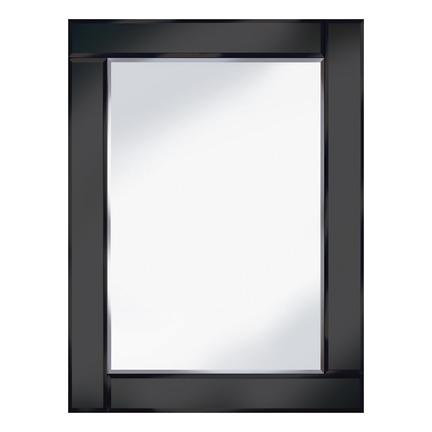 Chloe Black Bevelled Mirror- 3 Sizes