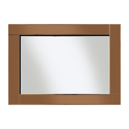 Chloe Bronze Mirror
