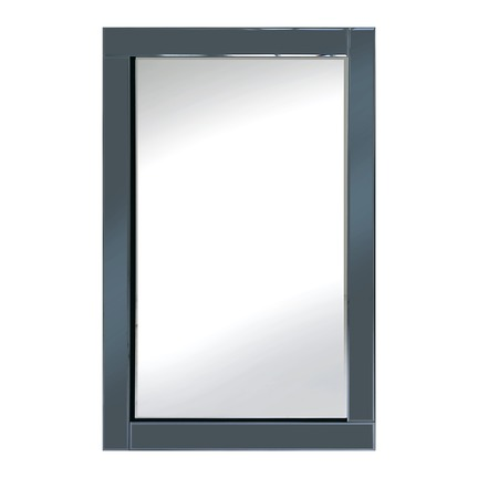 Chloe Smoked Bevelled Mirror- 3 Sizes
