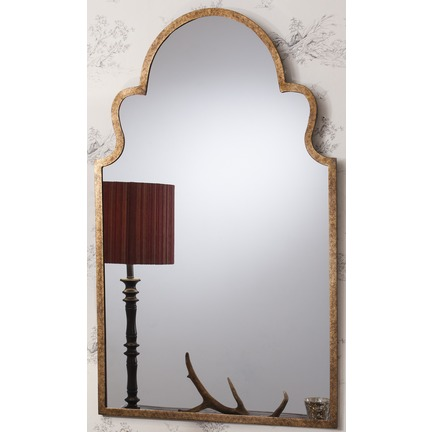 Algiers Metal Framed Mirror