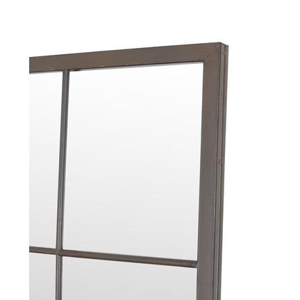 Camden Metal Window Mirror
