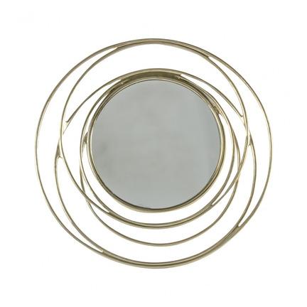 Allende Large Round Mirror - 100cm dia