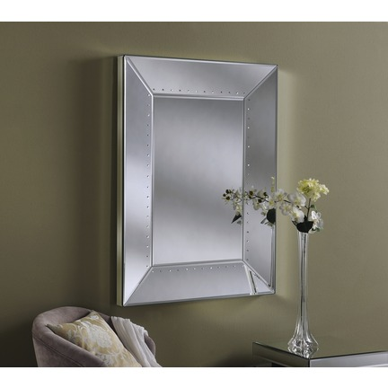 Mazze Bevelled Wall Mirror