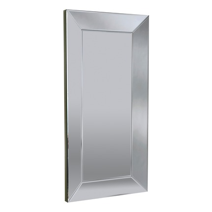Mozia Box Bevelled Wall Mirror