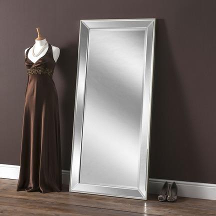 Hudson Silver Wall Mirror