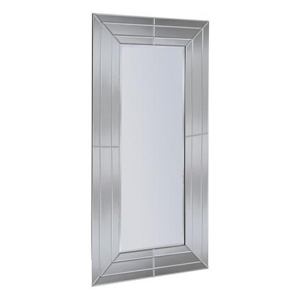 Plaza Silver Wall Mirror
