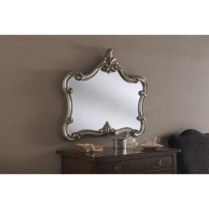 Burghley Overmantel Mirror