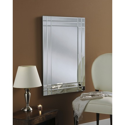 Empire Silver Wal Mirror