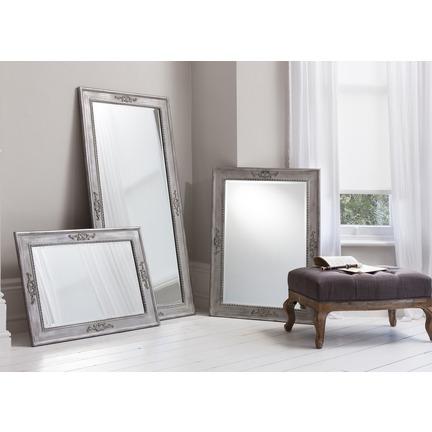 Ellesmere Vintage Grey Wall Mirror