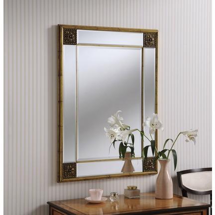 Elegance Gold Mirror