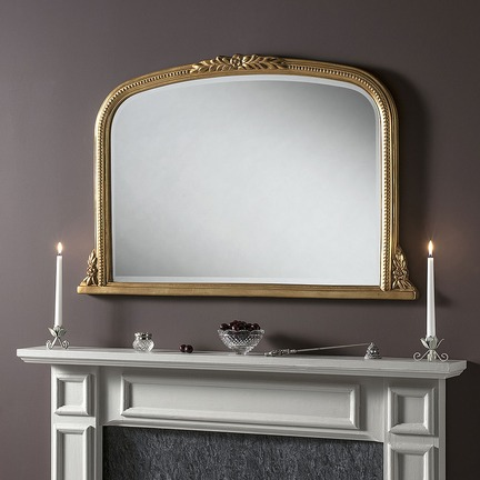 Dawson Overmantel Mirror