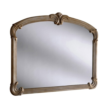 Mallord Overmantel Mirror