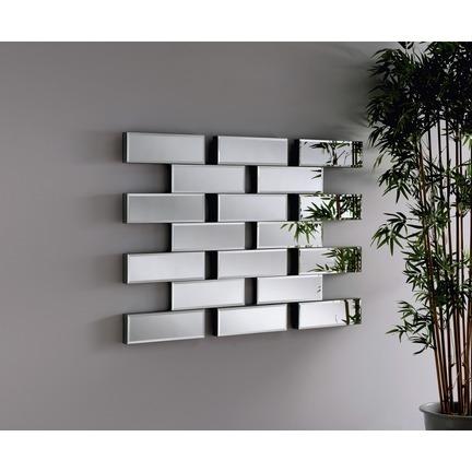 Maze Wall Mirror