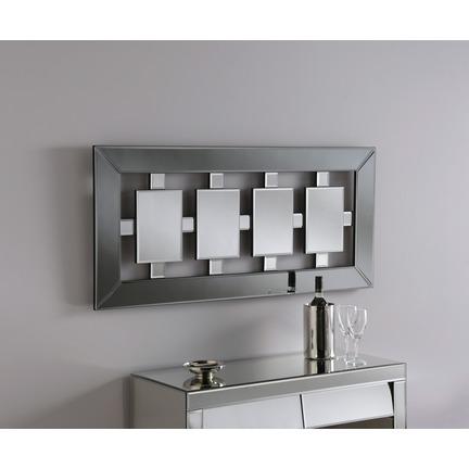 Tokyo Grey Wall Mirror