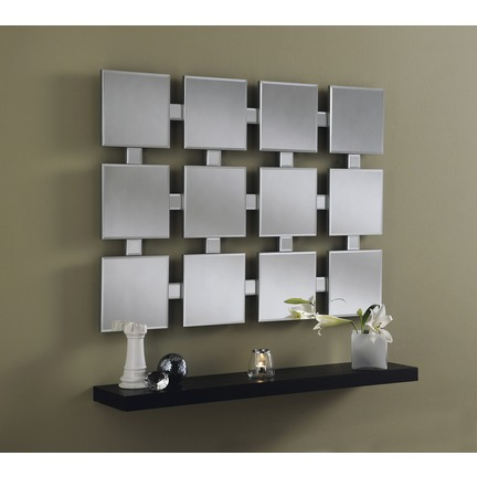 Vegas Bevelled Wall Mirror