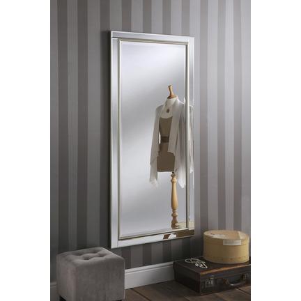 Maya Silver Wall Mirror