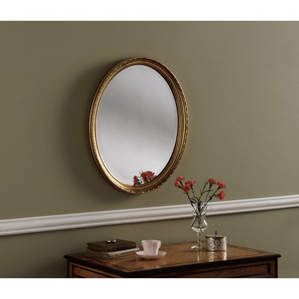 Carter Oval Mirror