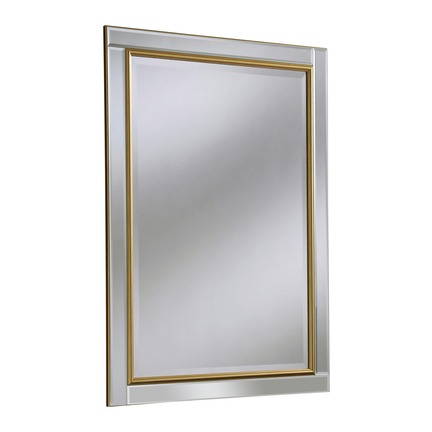 Maya Venetian Gold Wall Mirror