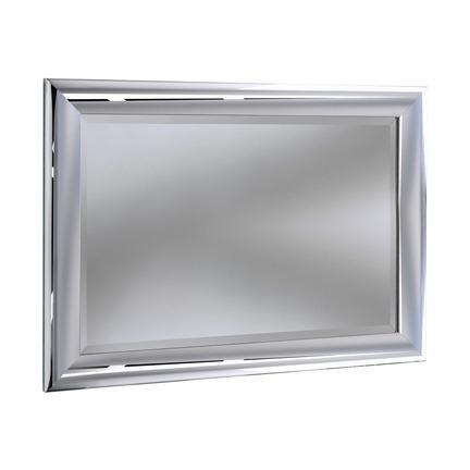 Moda Chrome Framed Wall Mirror