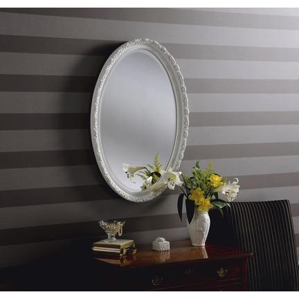 Capri Oval Wall Mirror