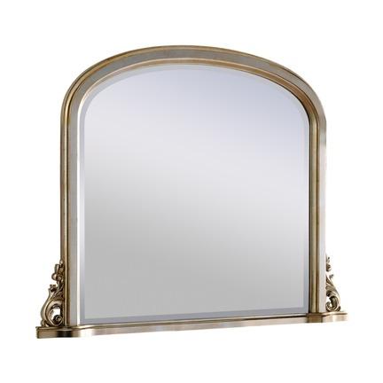 Compton Overmantel Mirror